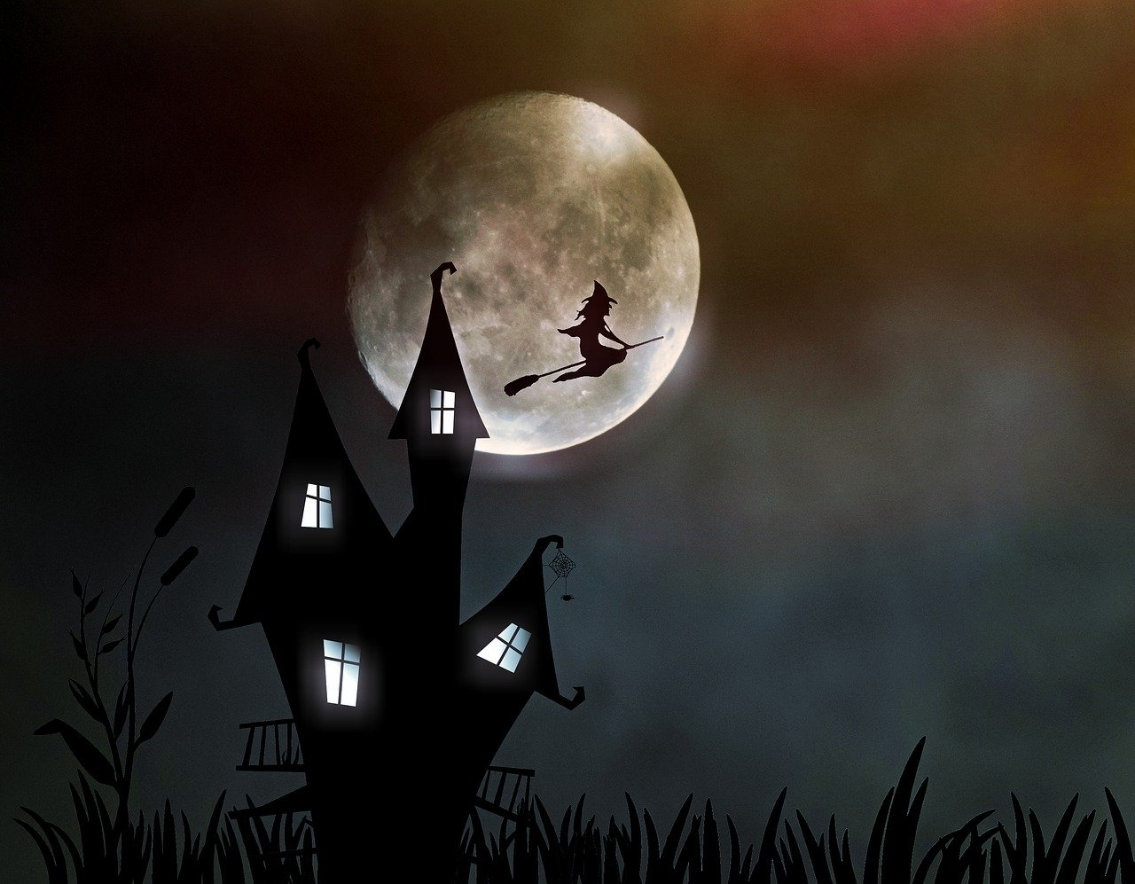 Blue Moon: Seltener Halloween-Vollmond für die ganze Welt